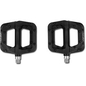 Cube RFR Flat HPP Race - Pédales - noir